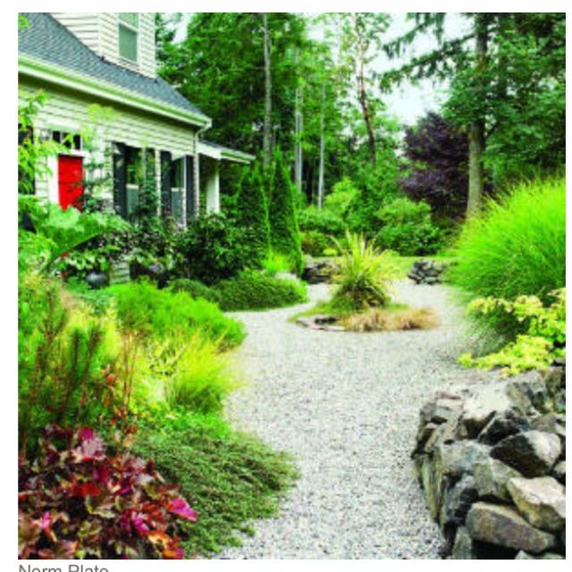 Luxury Water Saving Landscape Pictures