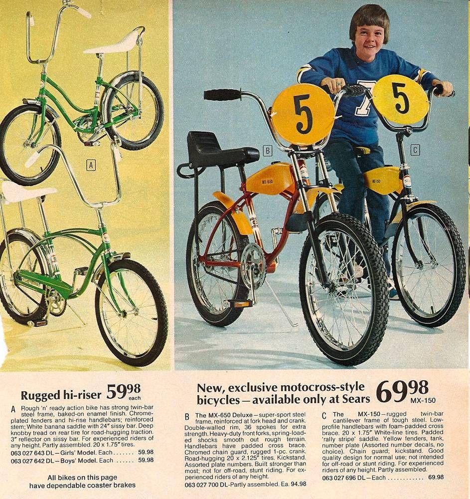 1976 sears rugged hi riser bike rat rod bikes bonanza rad 1976 sears rugged hi riser bike rat rod bikes sciox Gallery