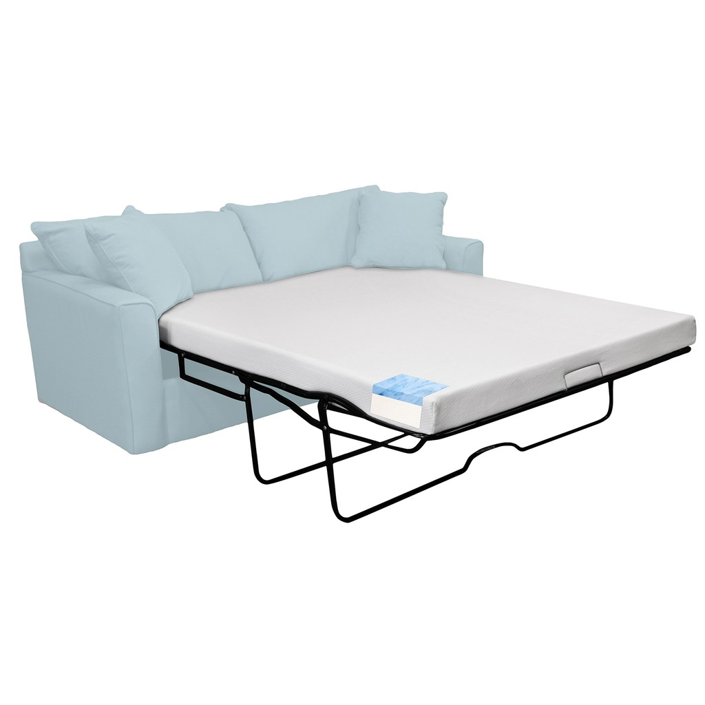 Eclipse Gel Memory Foam Sofa Bed Replacement Mattress In 2019