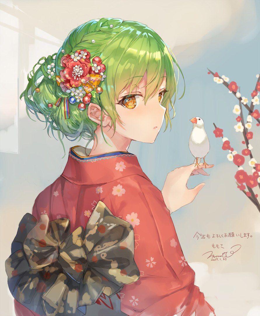 Animart - милые аниме арты ^^ | Милая аниме девушка ...