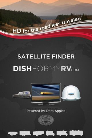 Dish For My Rv Satellite Finder iPhone and iPad app by