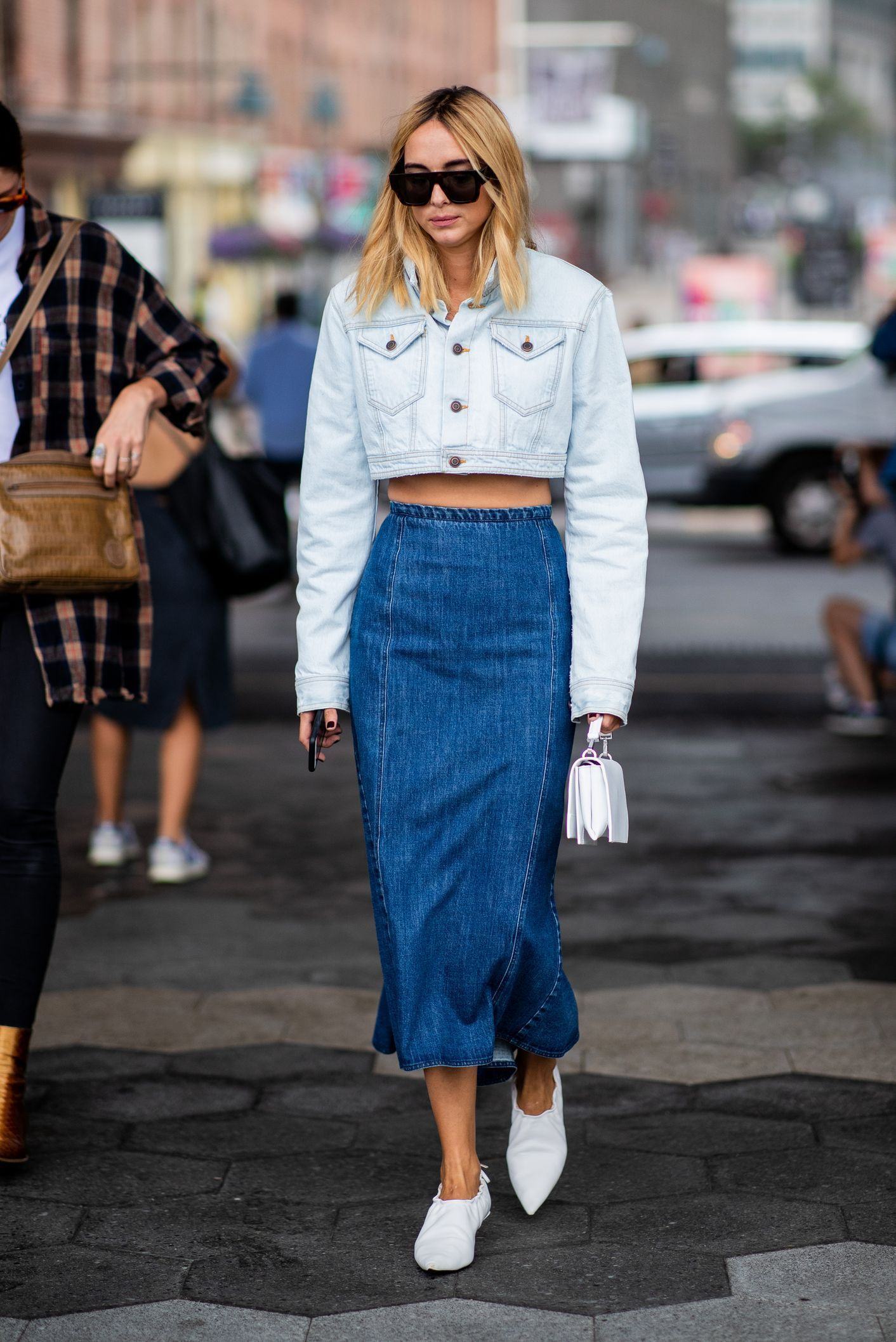 The Best Street Style Of New York Fashion Week SS20 - #Best #Fashion #New #of #SS20 #Street #style #the #Week #York