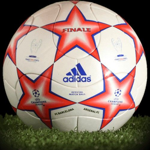 UCL 2006 FINAL PARIS BALL in 2020   Champions league ...