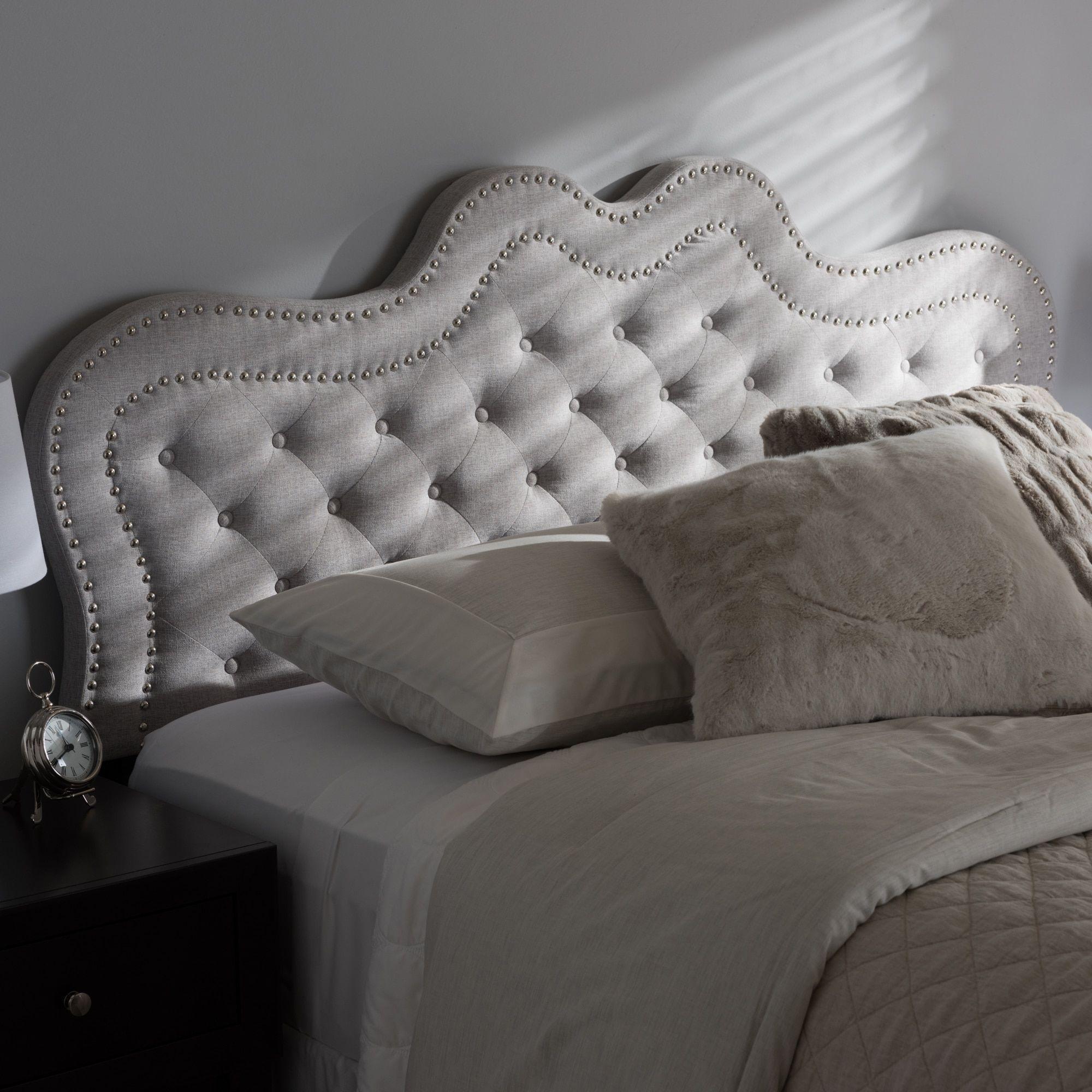 furniture save you fabric gray ll panel headboard headboards love upholstered corbett grey