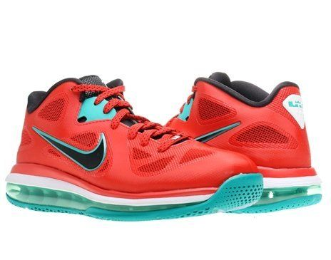 Nike Lebron 9 Low Liverpool Mens Basketball Shoes 510811 ...