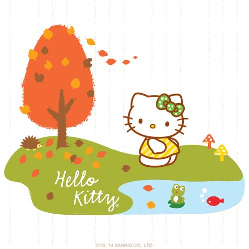 hello kitty fall wallpaper - photo #15
