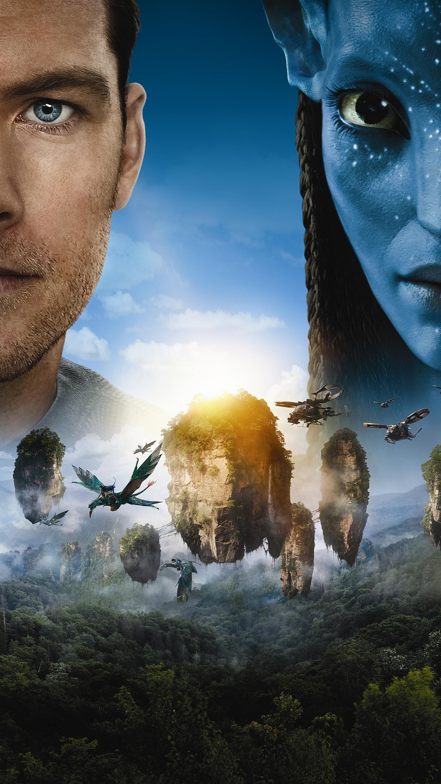 Avatar 2009 Phone Wallpaper Moviemania Avatar Movie Phone Wallpaper Avatar