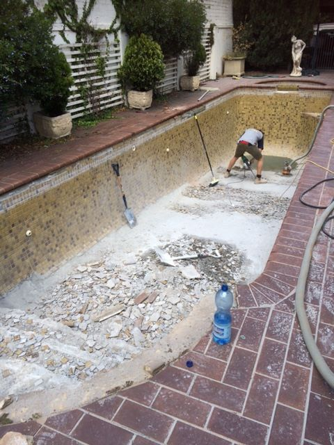 Natural Pools - Pool Renovation - Re-tiling - Old Swimming ...