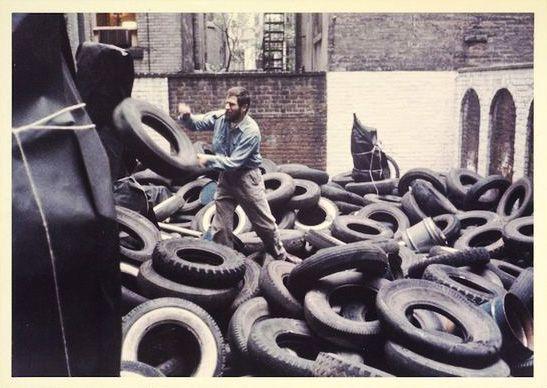 Allan Kaprow Yard 1961 Art Contemporary Art Art History