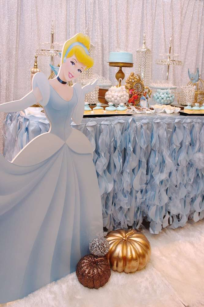 Cinderella Decorations