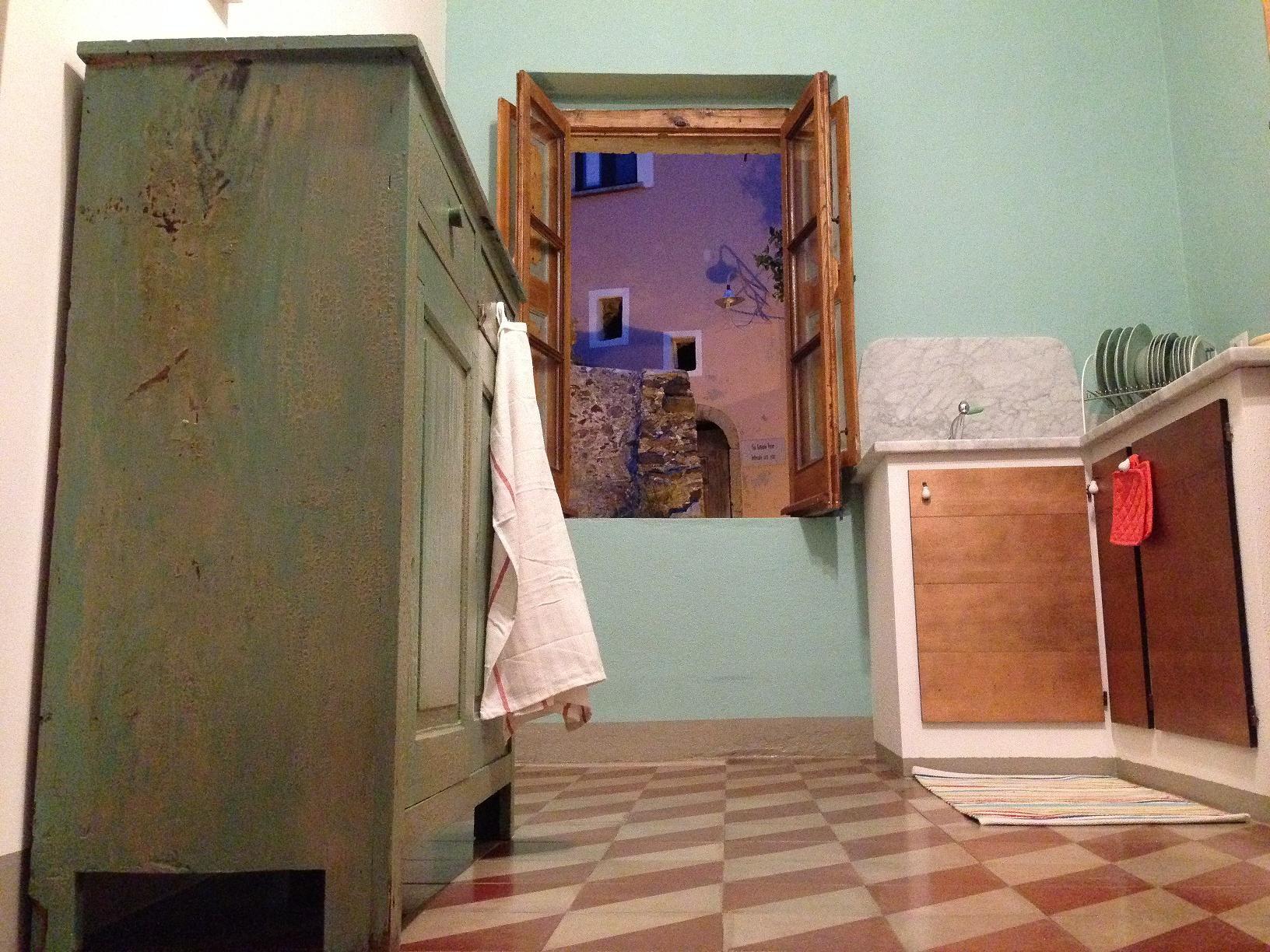 Palazzo Cavour Kitchen