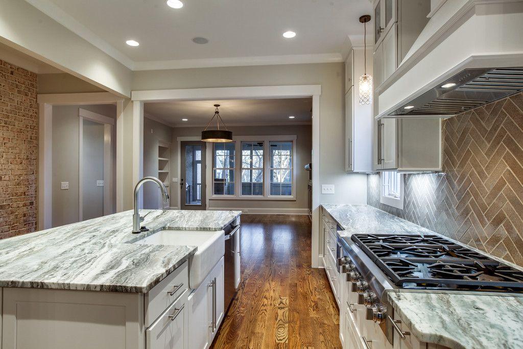 Gregg Homebuilding Company Franklin Tn Kitchen Design Kitchen Design Custom Homes Brick Interior Wall