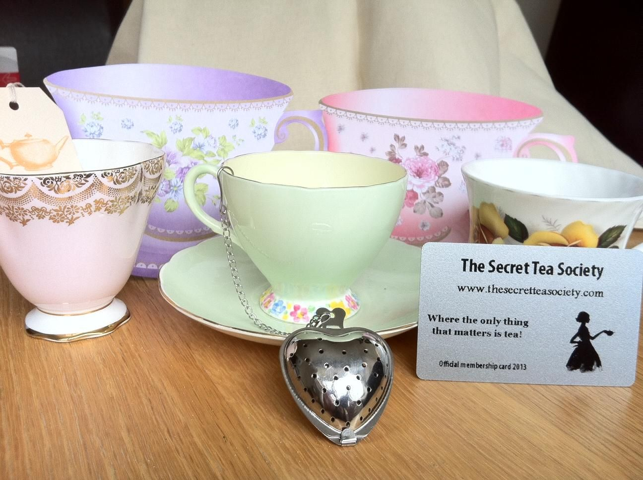 Welcome to The Secret Tea Society X