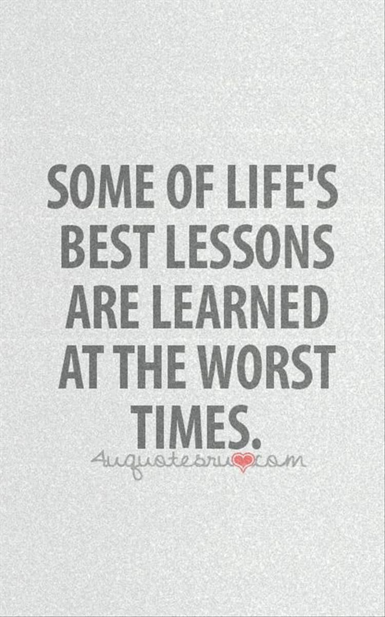 Quotes Of The Day - 13 Pics | Life Lesson Quotes
