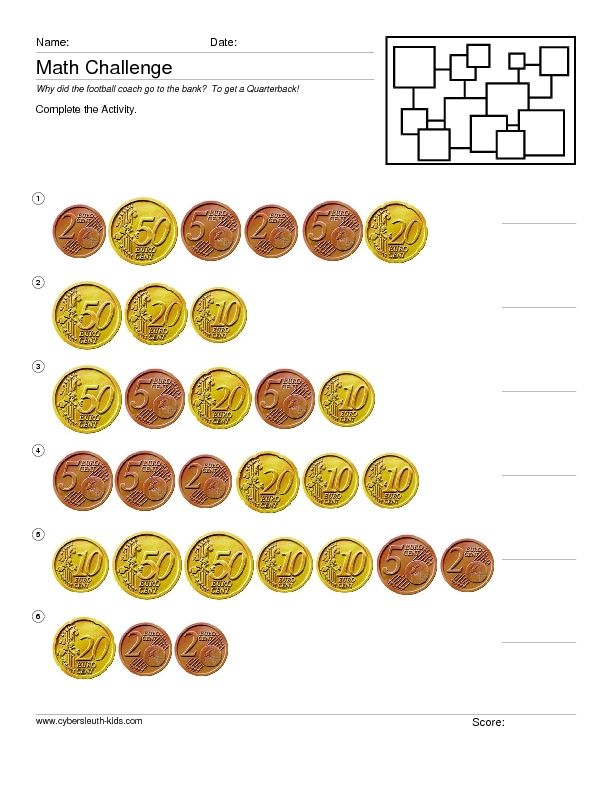 Printable Worksheets worksheets money : Image result for money in euro worksheets | marisa | Pinterest ...