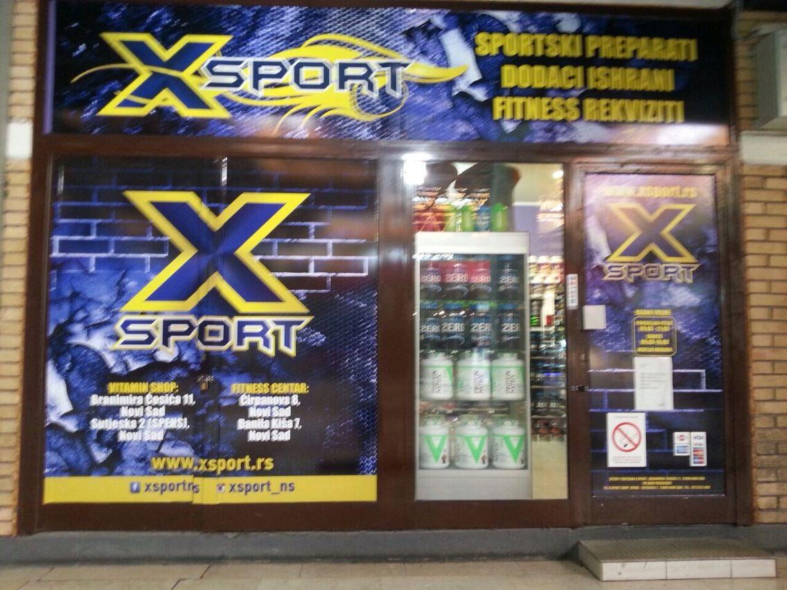 X Sport Spens X Sport Novi Sad