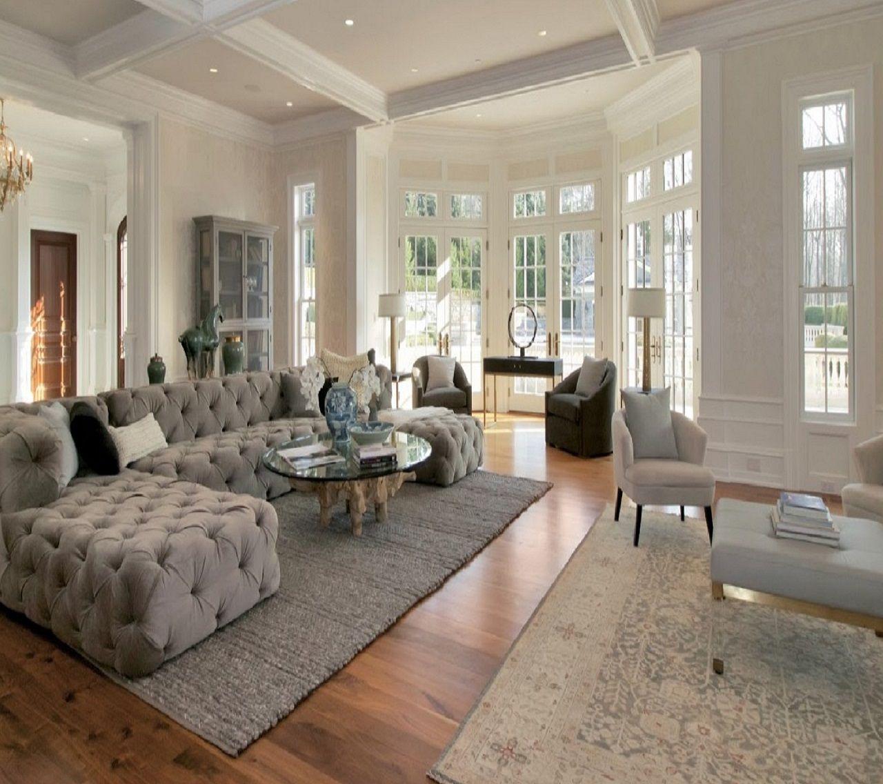 The Living Room Beauteous Design Decoration