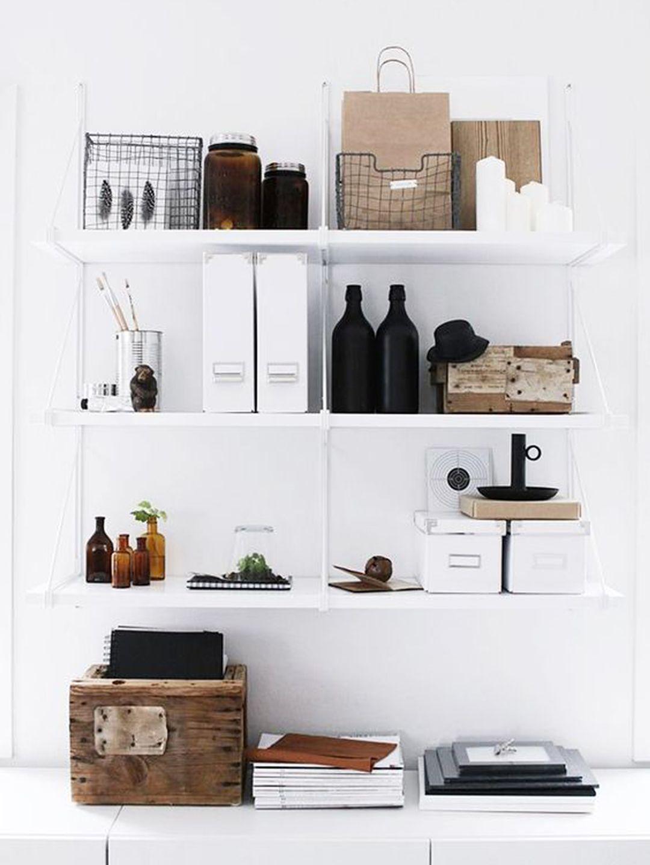 Scandinavian Home Office Design Ideas | Minimalist, Minimalism and ...