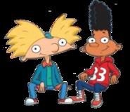 Gerald Johanssen Gallery Hey Arnold Wiki Fandom In 2021 Hey Arnold Gallery Nickelodeon