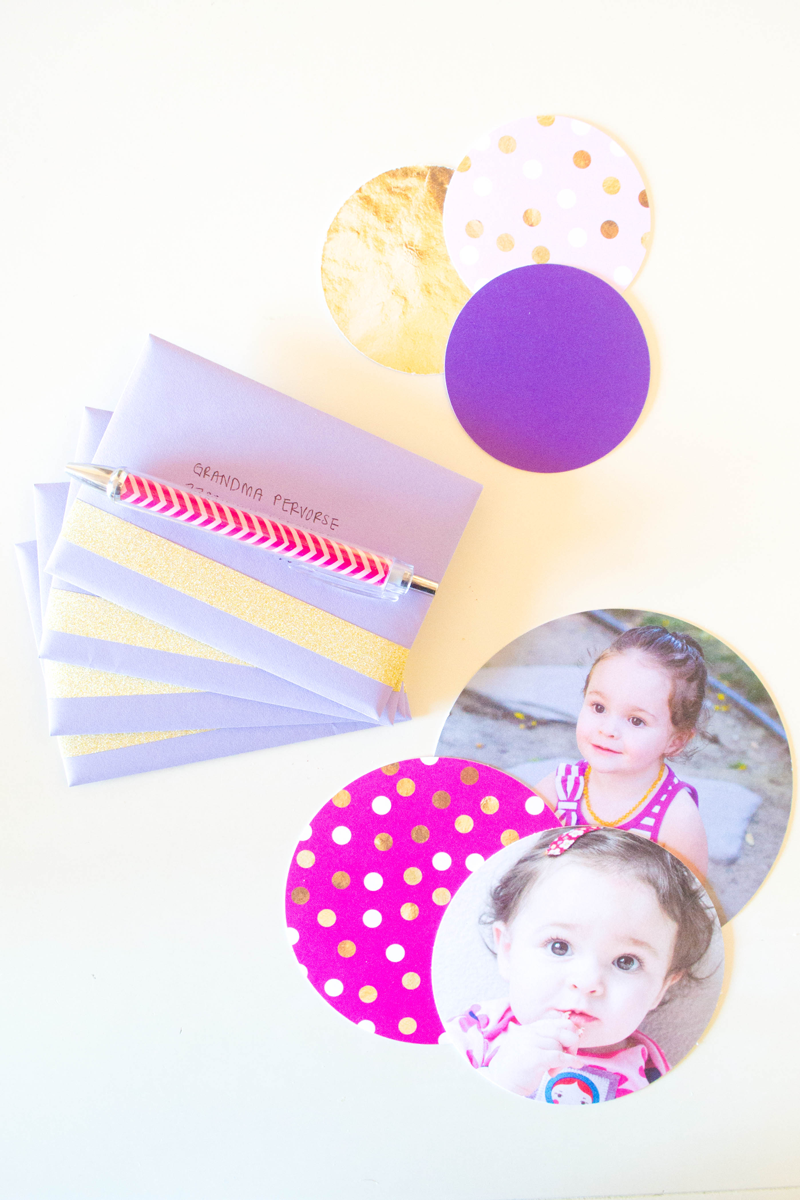 Dress up your kids birthday invitations with extra sparkle & shine ...