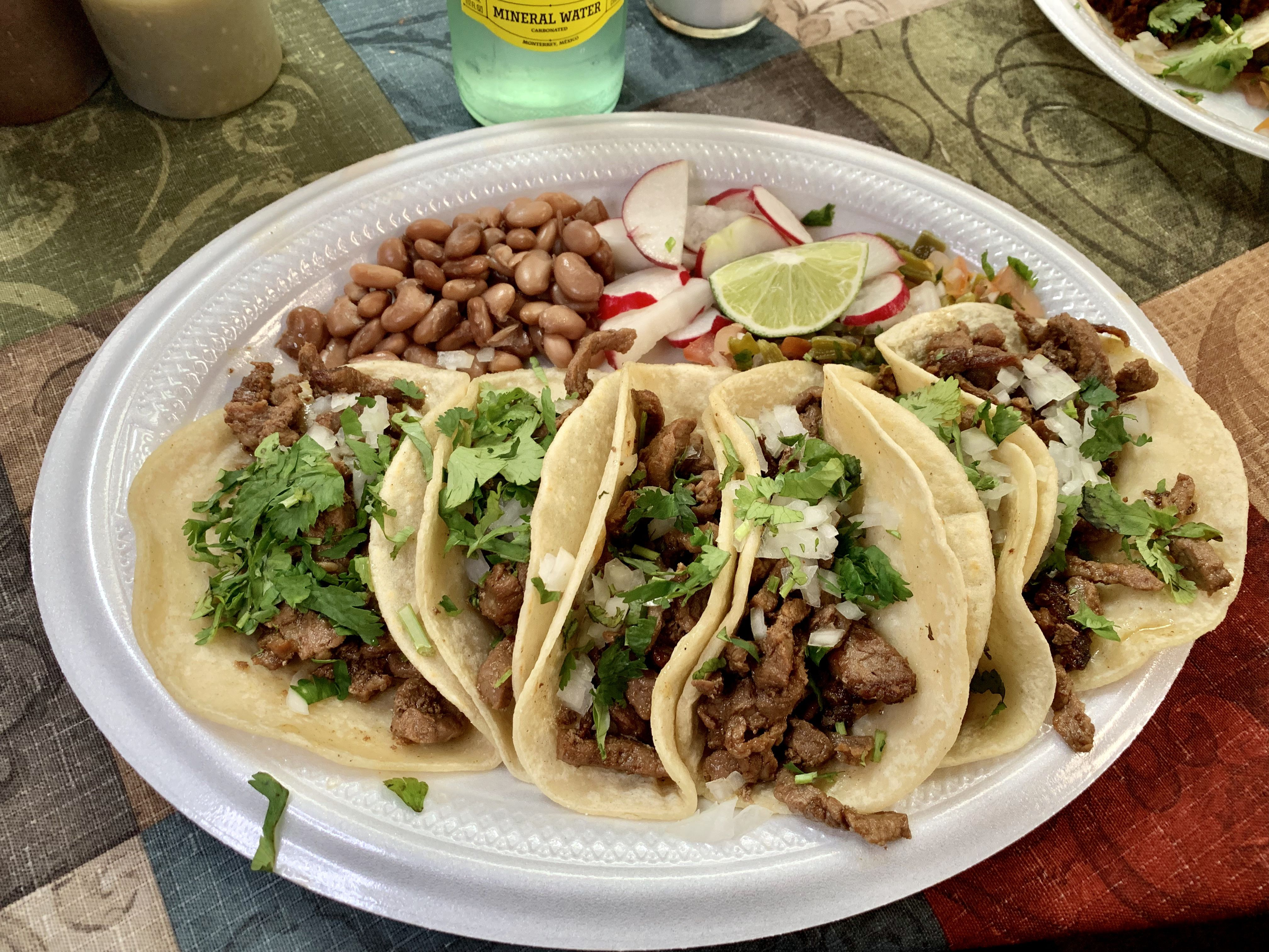 The Best Tacos in Fayetteville, NC
