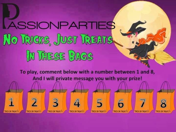 Message me with your pick and I'll message you back with your treat! :)