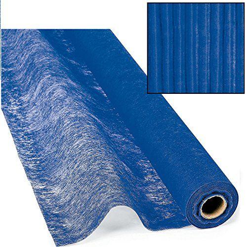 New Blue Gossamer Roll 100 FT X 3 FT Wedding Aisle Table Cover FX http://www.amazon.com/dp/B008NAXG96/ref=cm_sw_r_pi_dp_wdNYwb0YESBYN