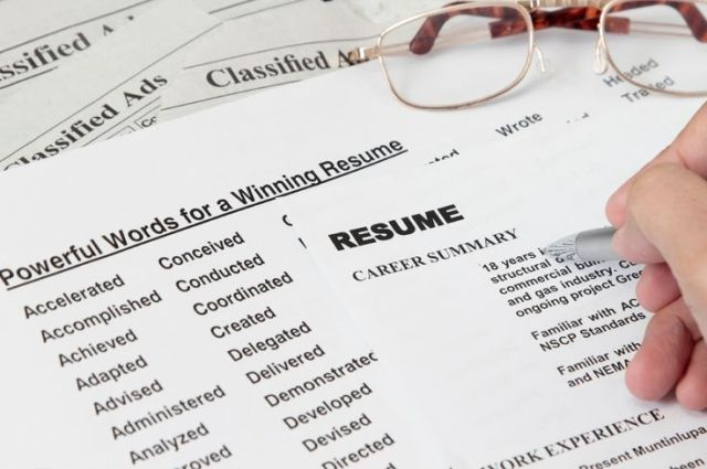 Career infographic  Resume Objectives How to Write a Resume - fb resume objective