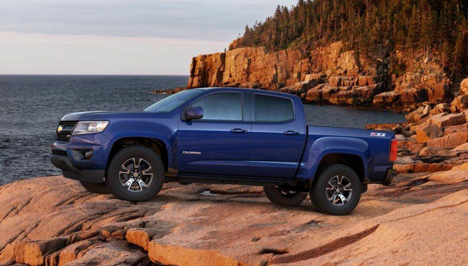 2017 Chevrolet Colorado Redesign, Changes and Price