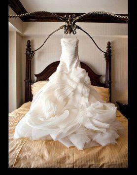 ab2c064e1340 Vera Wang White Label Vw351011 Wedding Dress $690   Wedding Dresses ...