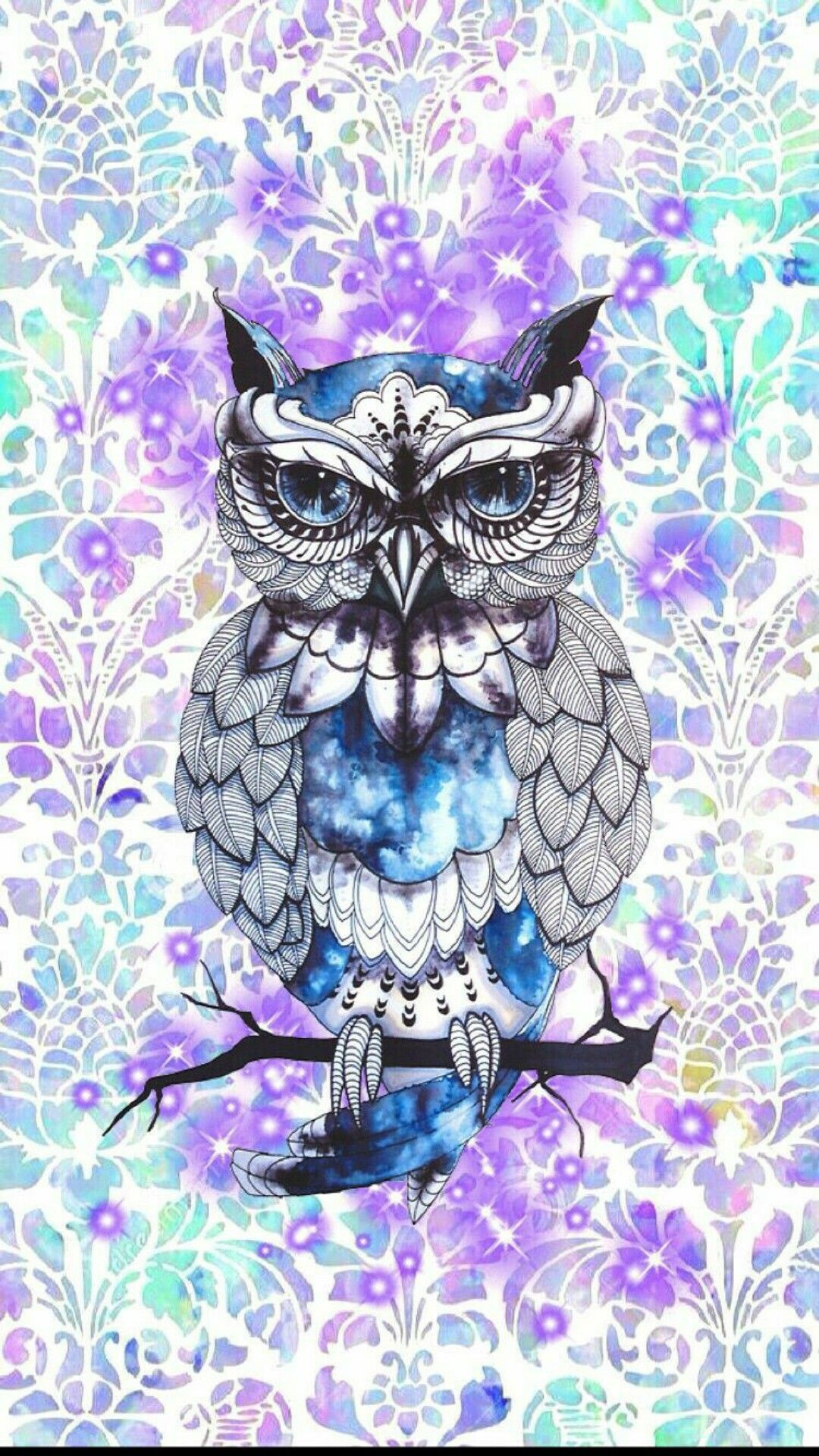 Cute Owl Wallpaper Mobile Cute Owls Wallpaper Owl Wallpaper Animal Wallpaper