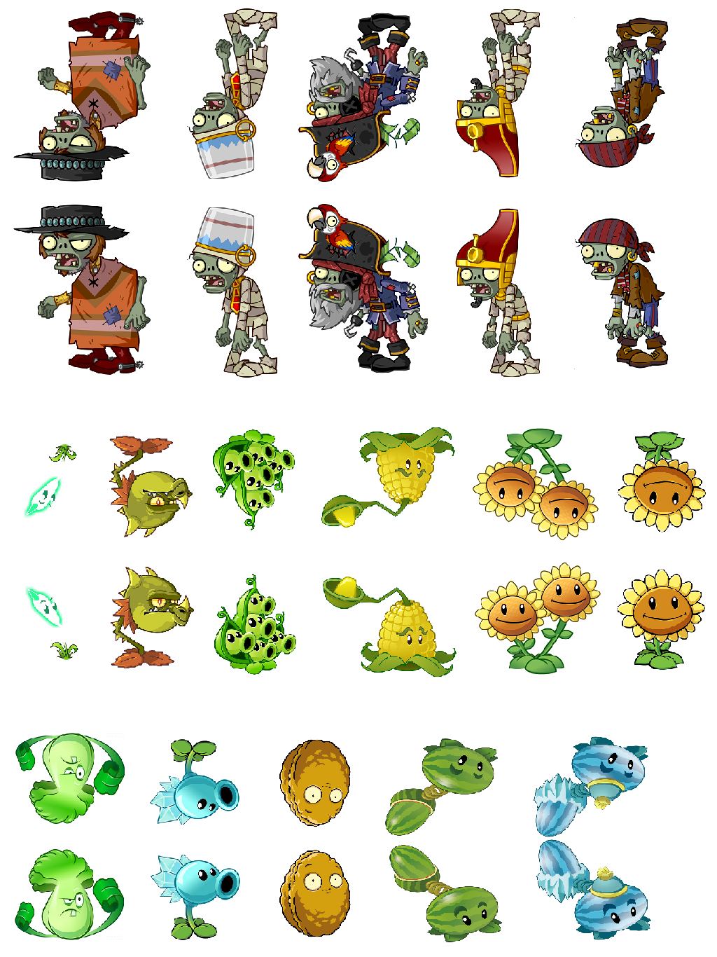 Pin By Crafty Annabelle On Plants Vs Zombies Printables In