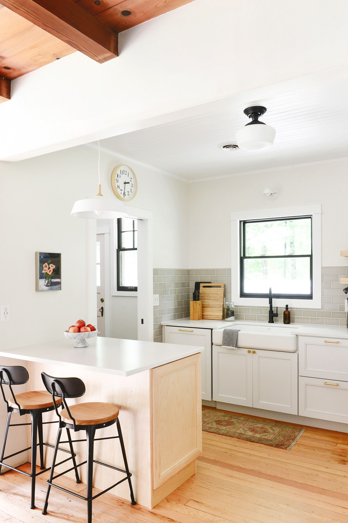 The Tree House Kitchen Reveal Kitchen Design Small Home