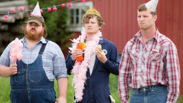 Letterkenny Pop Up In Toronto Fans Of The Series Will Have A Chance To Purchase Memorabilia Including T Shirts Hood Letterkenny The Red Green Show Cute Guys
