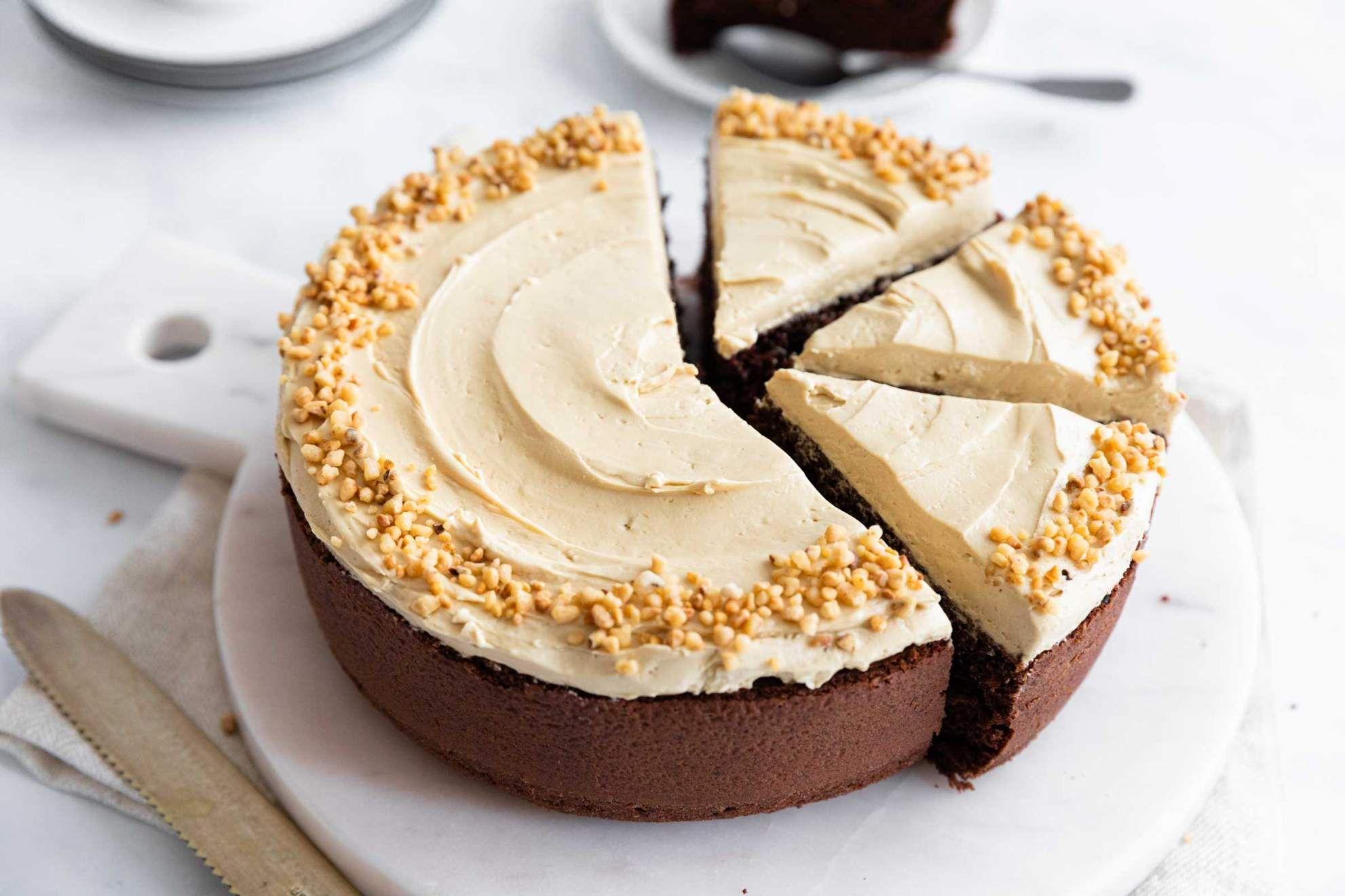 Simple Espresso Cake Recipe Espresso cake, Espresso