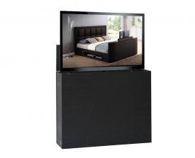 tv lift kast voor in de slaapkamer | slaapkamers | Pinterest