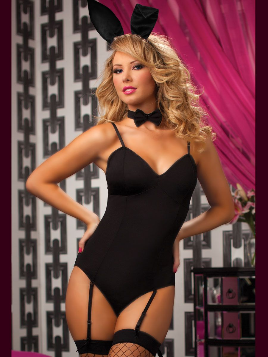 d07ae2420 Sexy Bunny Costume  easter  sexy  bunny  outfit  dressup  lingerie  costume