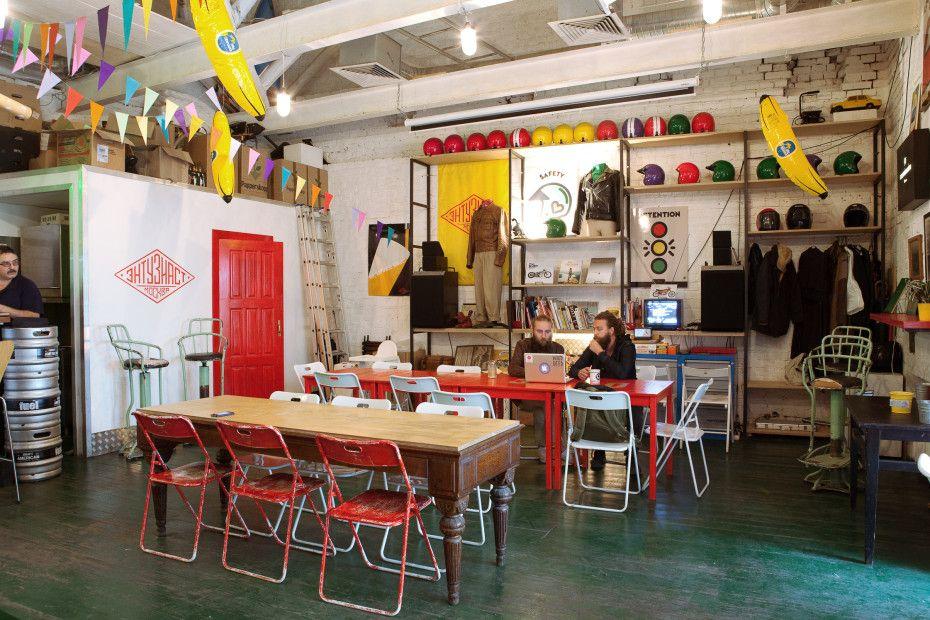 Freunde von Freunden — Artem Letunov & Alexey Inshakov — Furniture Designers, Studio & Tour, Danilovsky, Moscow — http://www.freundevonfreunden.com/interviews/artem-letunov-alexey-inshakov/