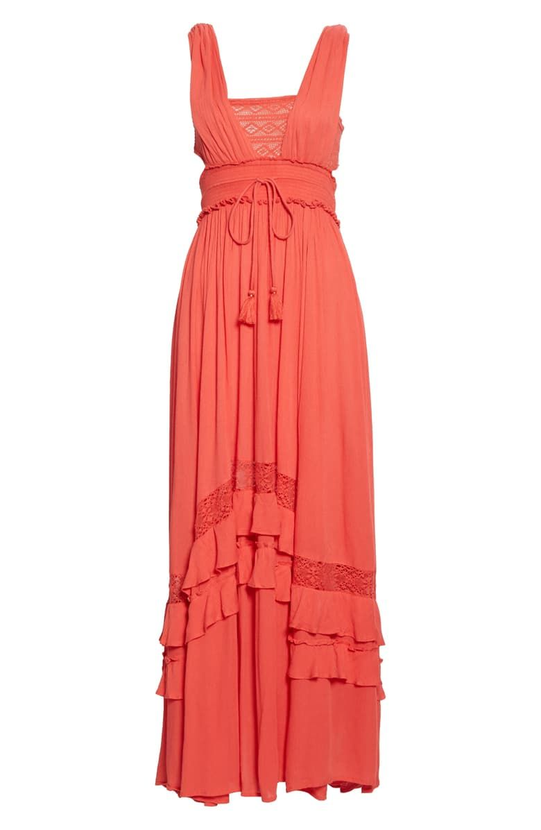 Endless Summer By Free People Santa Maria Maxi Dress Nordstrom Free People Maxi Dress Maxi Styles Nordstrom Dresses [ 1196 x 780 Pixel ]