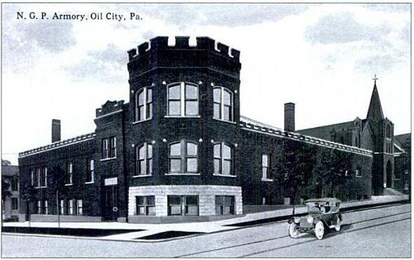 Oil City Armory Pa