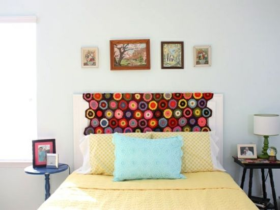 Retro Stil Schlafzimmer Kopfteil Bettdecke Diy Bettkopfteil Diy