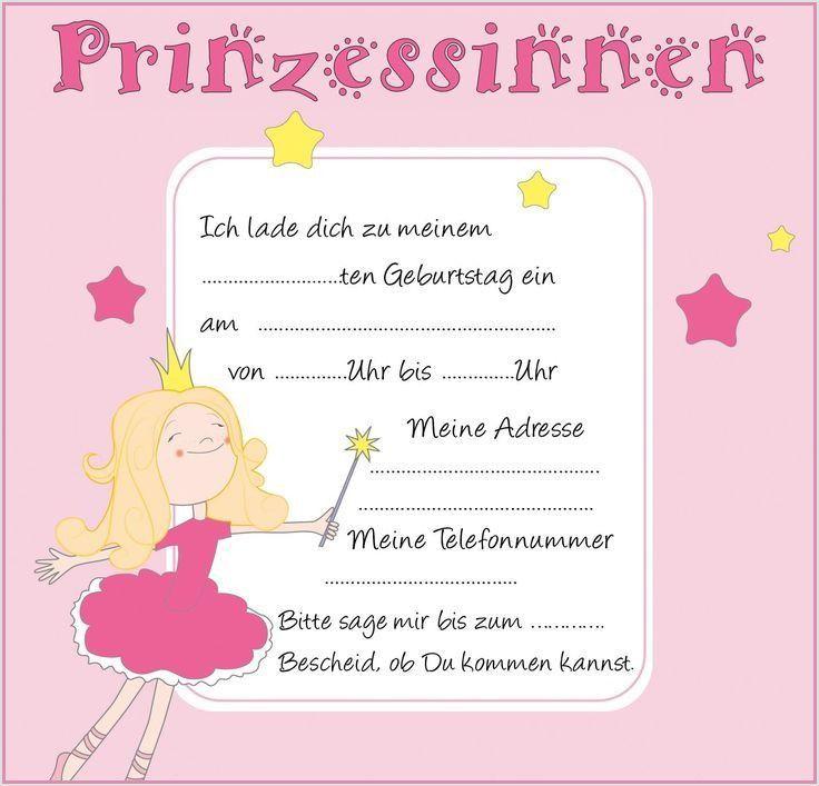 Einladung Vorlage Kostenlos   Geburtstag Einladung   Pinterest ...