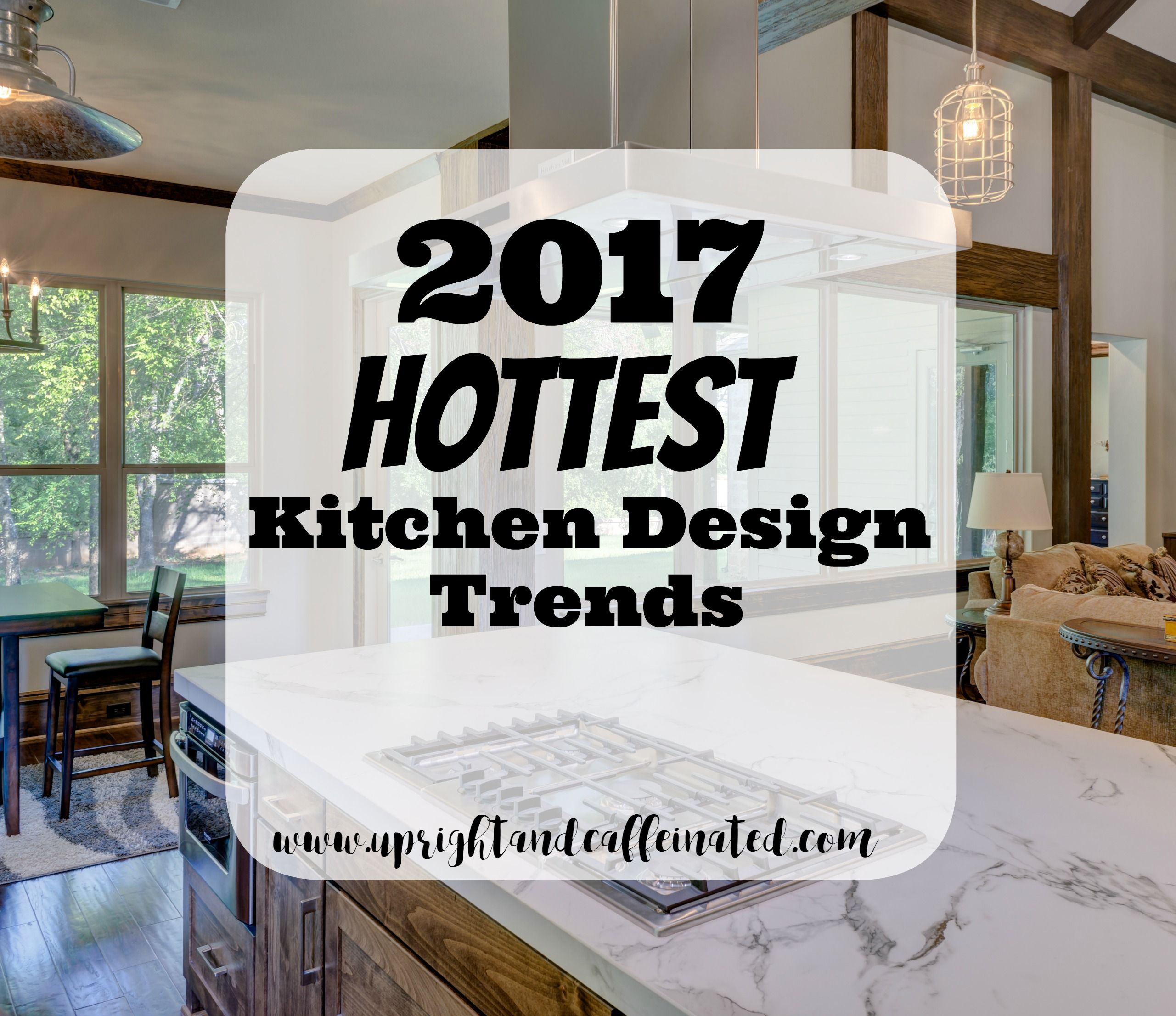 2017 Hottest Kitchen Trends | Pinterest