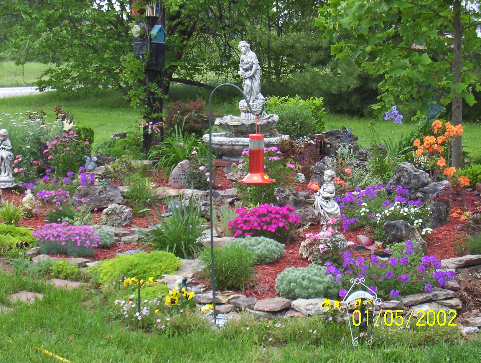 Low Maintenance Front Yard Landscaping Robs Handyman Services