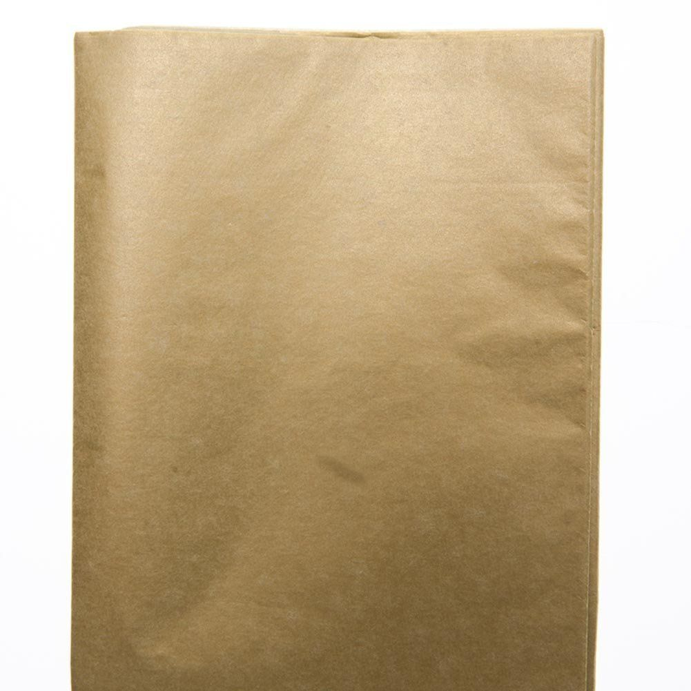 Darice Dar023tp026aa Tissue Paper 4 Pieces 20 X 26 Metallic Gold Continue To The Product At The Image Link Gold Tissue Paper Make A Gift Tissue Paper