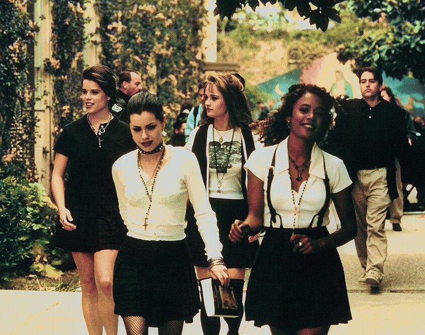 The Craft Movie Fashion Outfits The Craft Movie Movie Fashion