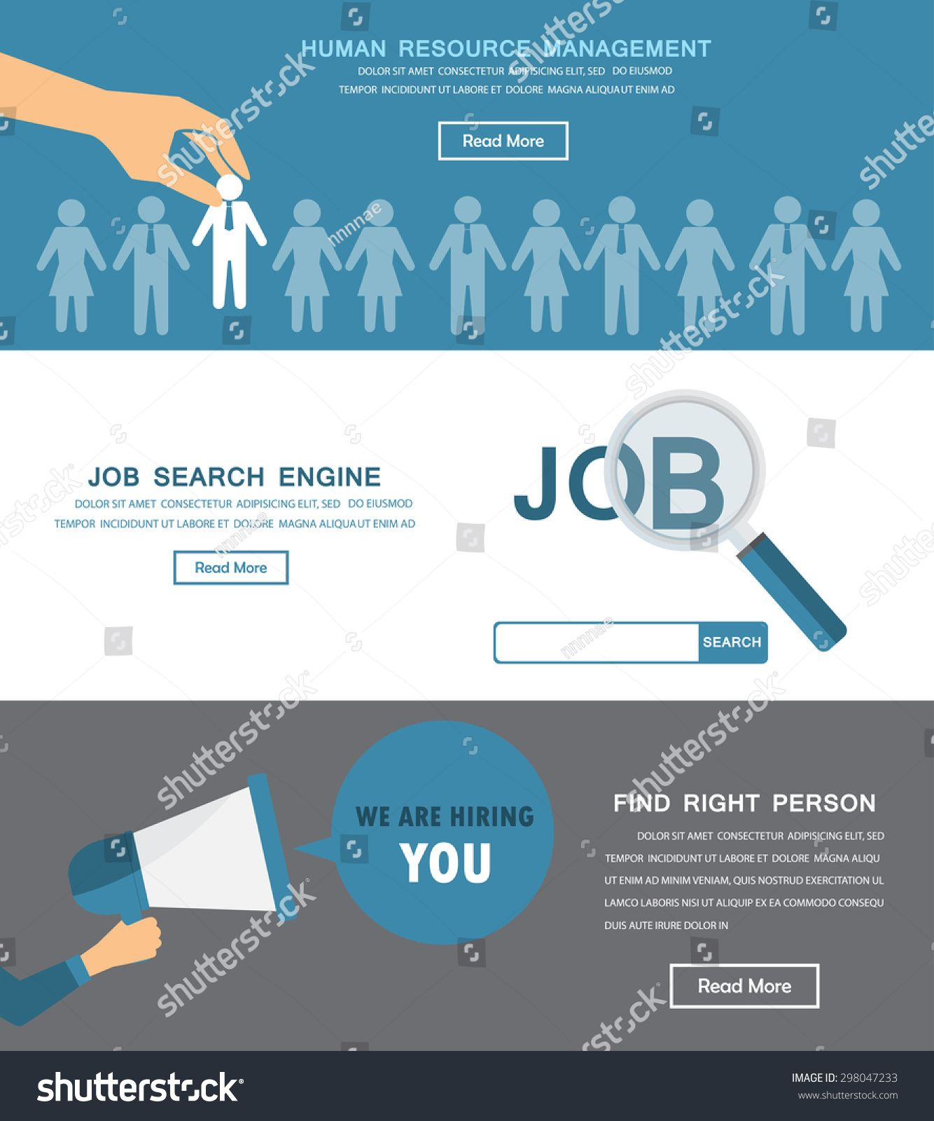 Human Resource Hr Infographics Element And Background