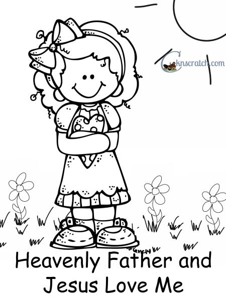 Behold Your Little Ones Lesson 4: Heavenly Father and