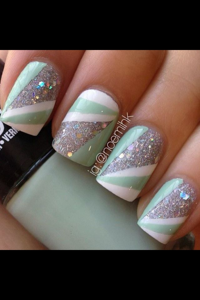 Not a fall style but definitely cute for spring or fall! Mint ...