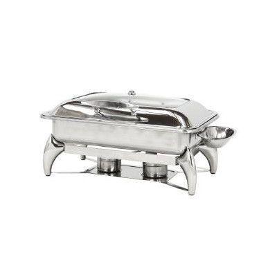 Buffet Enhancements New Age Rectangular Chafing Dish